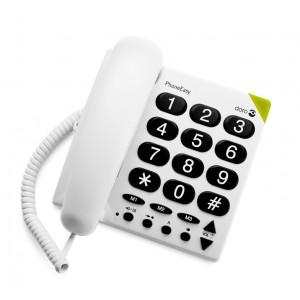 TELÉFONO DE TECLAS GRANDES 'PHONE EASY 311C'