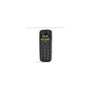 TELEFONO MOVIL TECLAS GRANDES -NEGRO