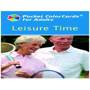Cartas LEISURE TIME (ACTIVIDADES)