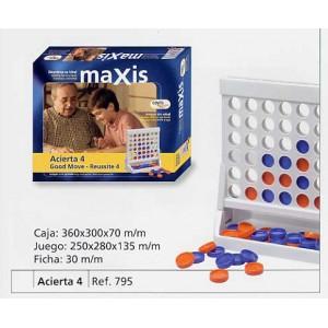 Acierta 4 MAXI